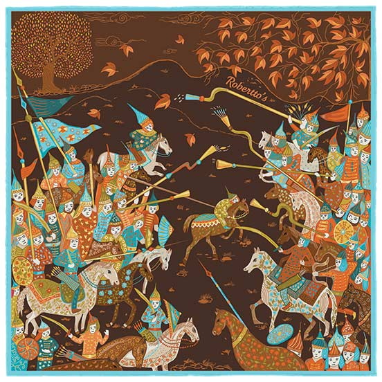 Battle of the Mughals