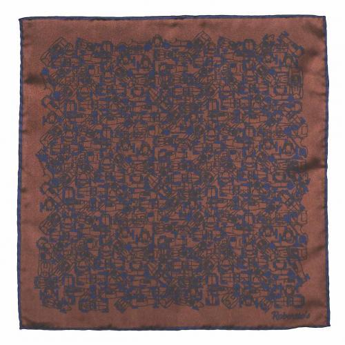 R000810-1-Roberttos-Walnut-Brown-Pocket-Square