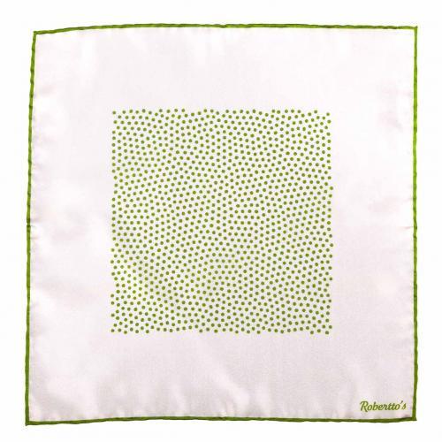 R003606-1-Roberttos-Apple-Green-on-White-Pocket-Square